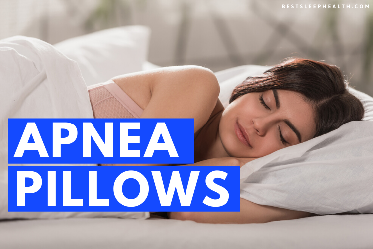 Best Pillows For Sleep Apnea In 2020 Best Sleep Health